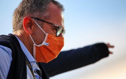 """Domenicali: """"Il pubblico a Monza? Dipende dai vaccini"""""""