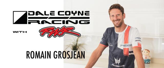 Romain Grosjean nella IndyCar Series 2021