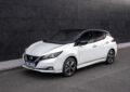 Nissan presenta la versione speciale LEAF10