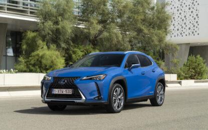 Lexus presenta il nuovo UX 300e