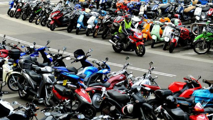 Il mercato moto inizia il 2021 con un meno 18,2%