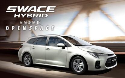 Porte aperte per Suzuki SWACE HYBRID