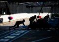 Debutto in pista per la Williams FW43B