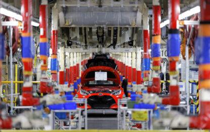 Nuova Toyota Yaris: un lancio insolito