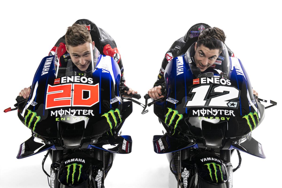 Yamaha MotoGP: Viñales e Quartararo puntano al campionato 2021