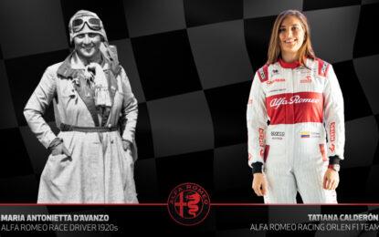 Alfa Romeo: un omaggio alle donne pilota della sua storia