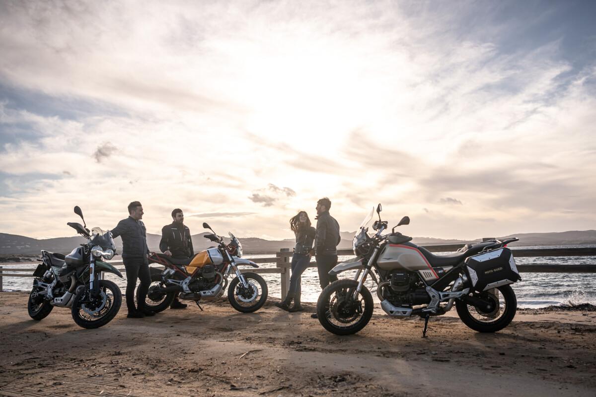Moto Guzzi: per i 100 anni un porte aperte fino a fine aprile
