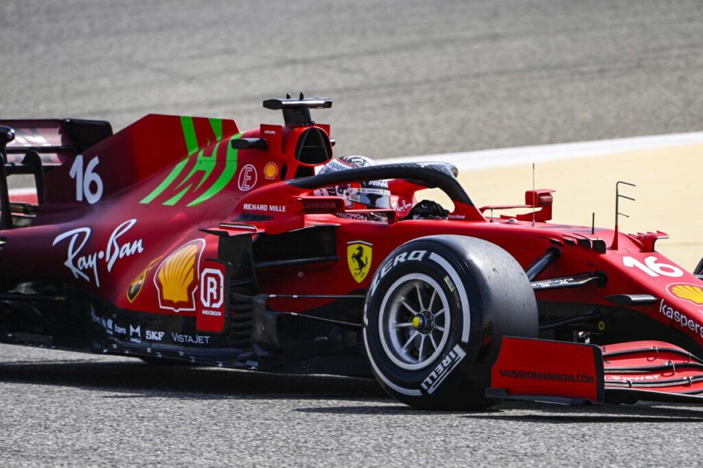 lecl Formula 1 2021: Bahrain March testing
