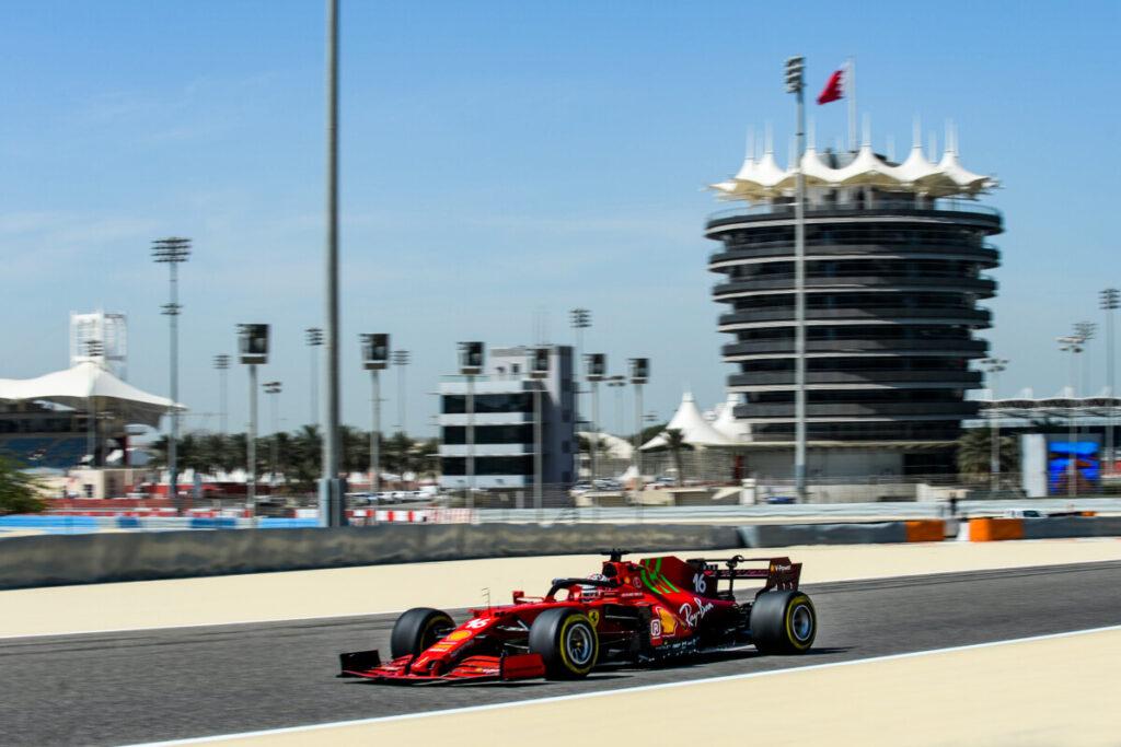 FERRARI F1 TEST BAHRAIN – DOMENICA 14/03/2021