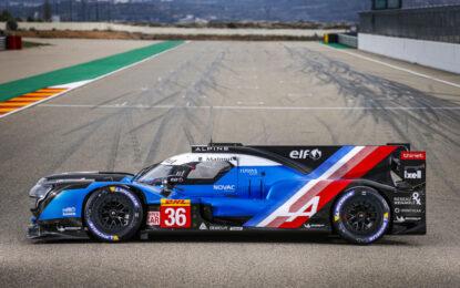A480: la Alpine che correrà nella categoria Hypercar FIA WEC e a Le Mans