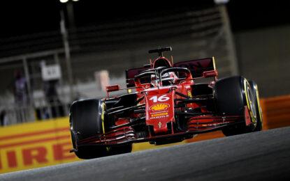 Ferrari 6° e 8° in Bahrain: una buona base di partenza