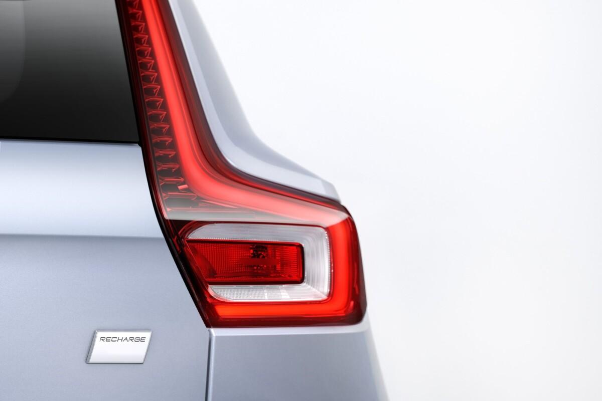 Pneumatici Recharge di serie per tutte le Volvo elettriche