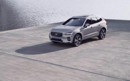 Nuovo sistema di infotainment per Volvo XC60