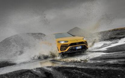 Lamborghini Urus: 6 modalità di guida per godersi il Super SUV