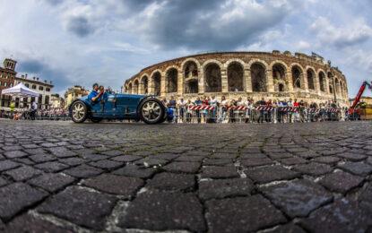 A giugno la 1000 Miglia torna a Verona