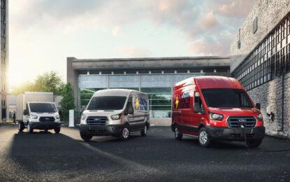 Ford Transit Custom: dal 2023 anche elettrico