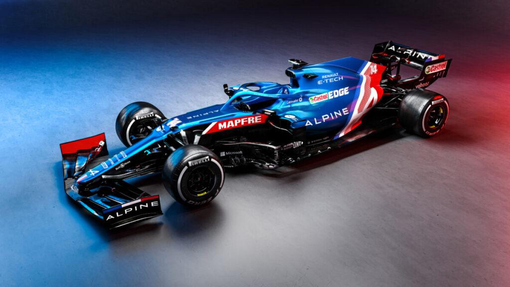 Alpine F1 Team – Launch of 2021 campaign(1)