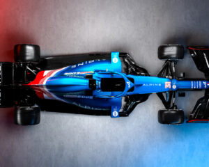 Fotogallery: Alpine F1 Team A521