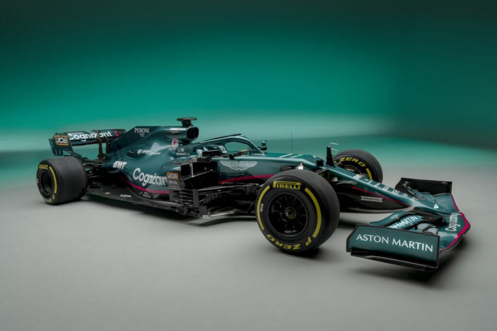Aston Martin Cognizant Formula One® Team_AMR21_01