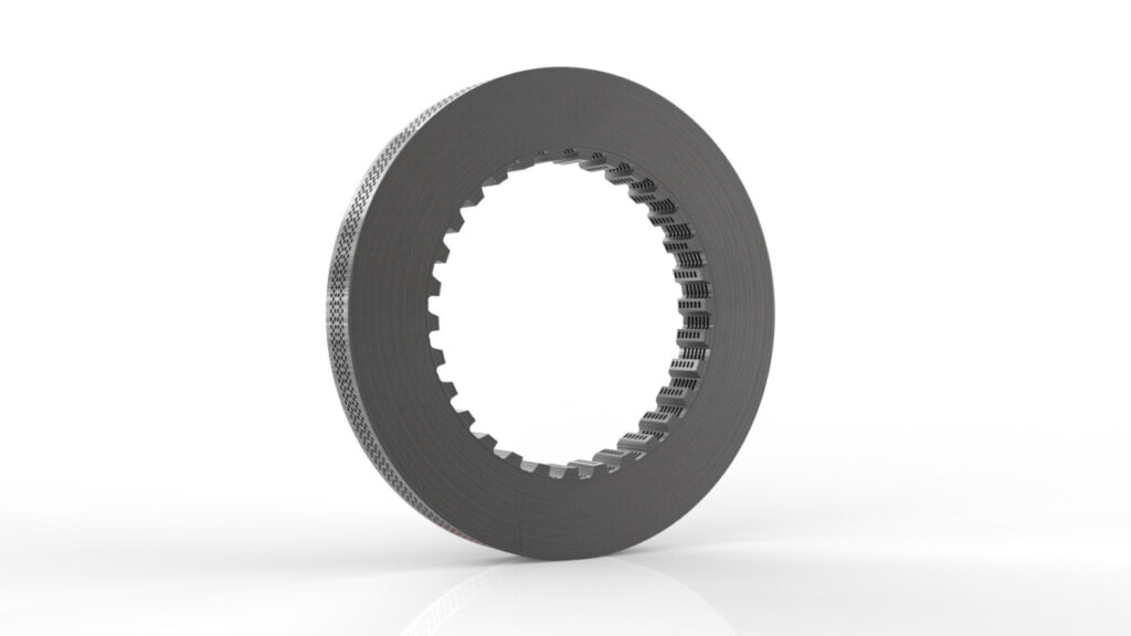 Brembo_disco in carbonio_Formula 1