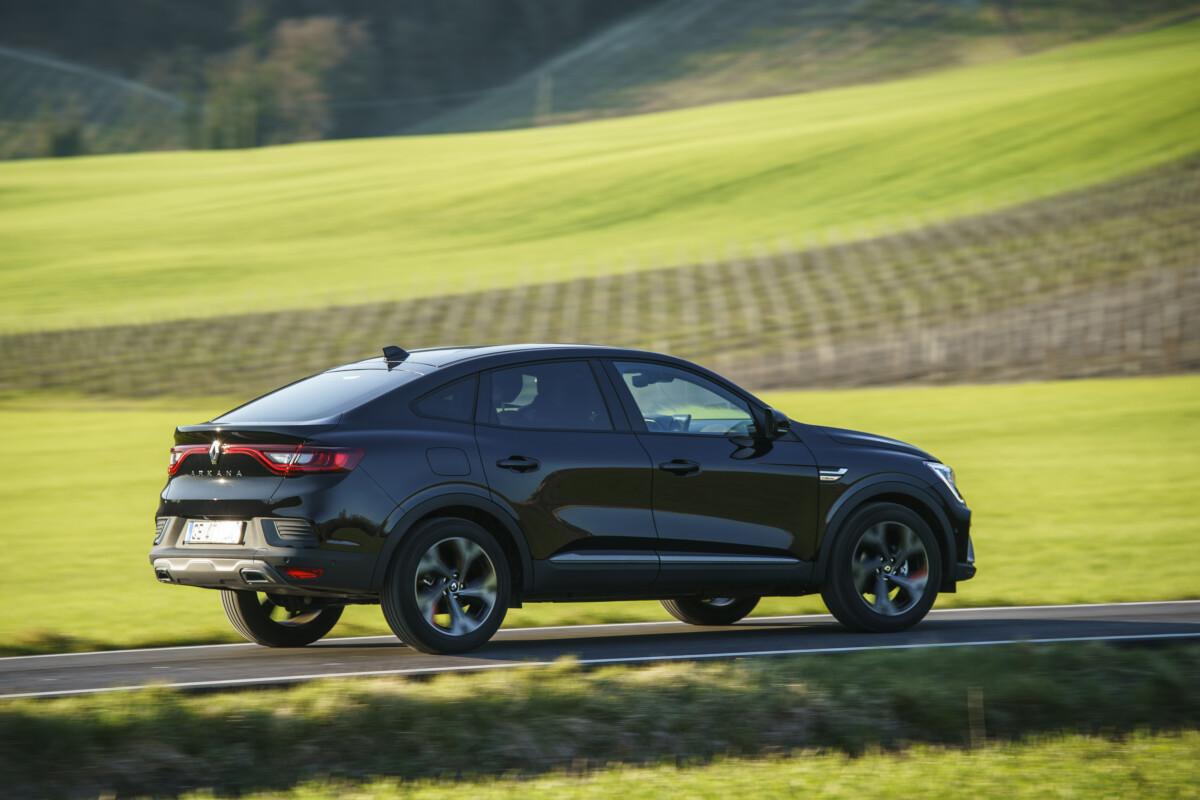 Nuovo Renault Arkana: il SUVversivo