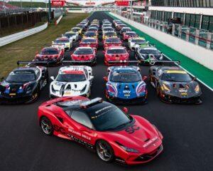 Al via le Finali Mondiali Ferrari 2020 a Misano
