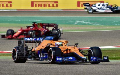 F1 al via: Pirelli presenta i pneumatici per i test pre-stagione