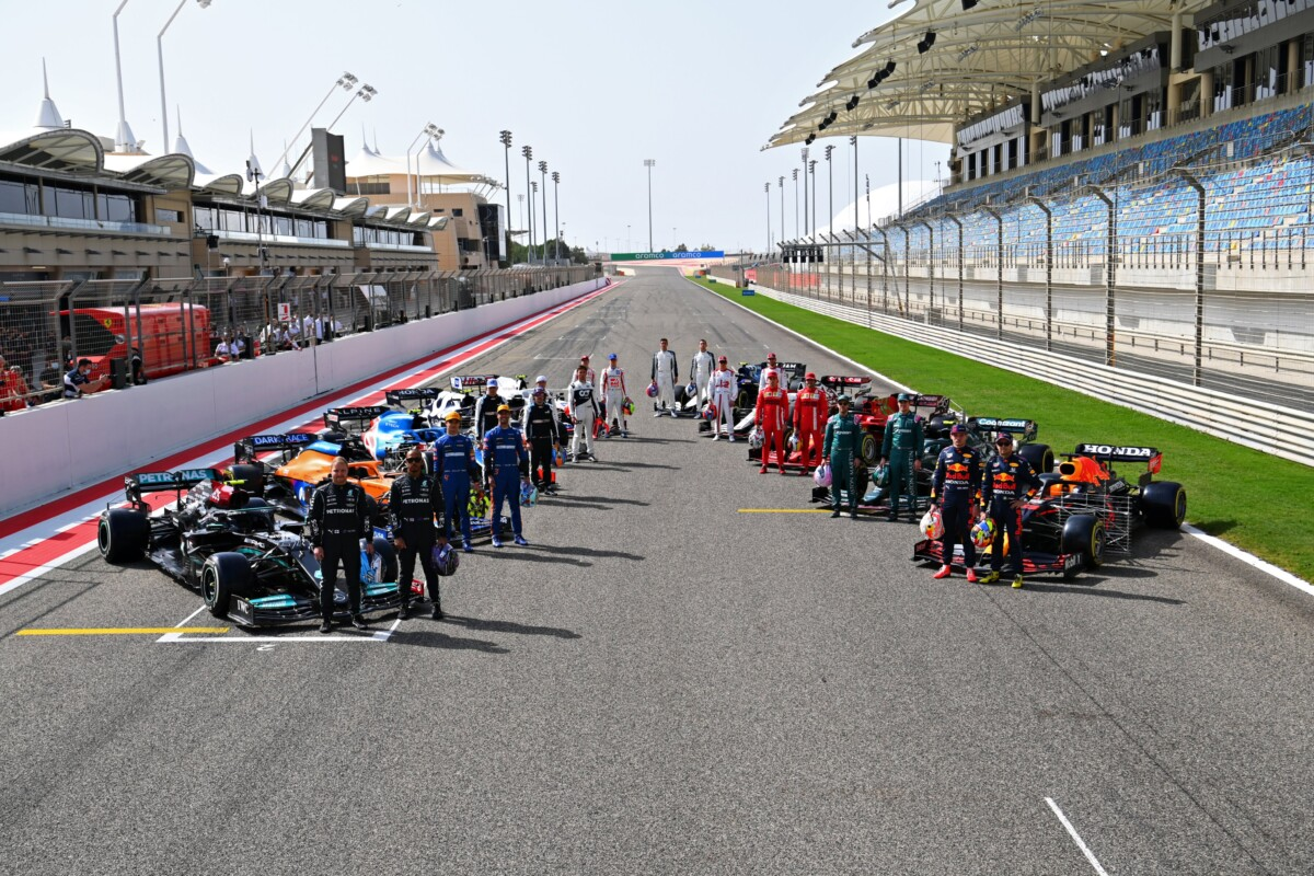 Speciale Formula 1 2021