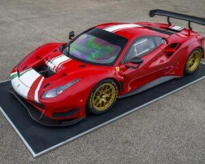 Pirelli P Zero DHE per la Ferrari 488 GT Modificata