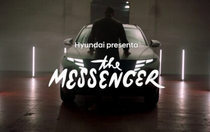 "Nuova TUCSON ""The Messenger"""