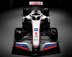 Haas F1 Team svela la livrea della VF-21 e il nuovo title partner Uralkali