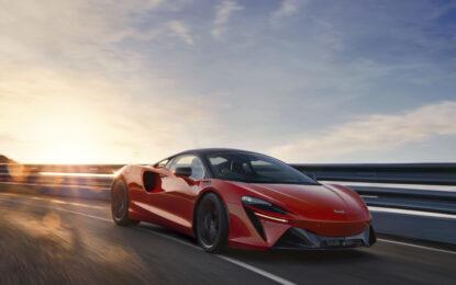 McLaren Artura: piacere da guidare e possedere