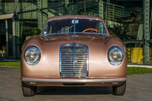 Museo Nicolis, Maserati A6, ph. Ivano Mercanzin