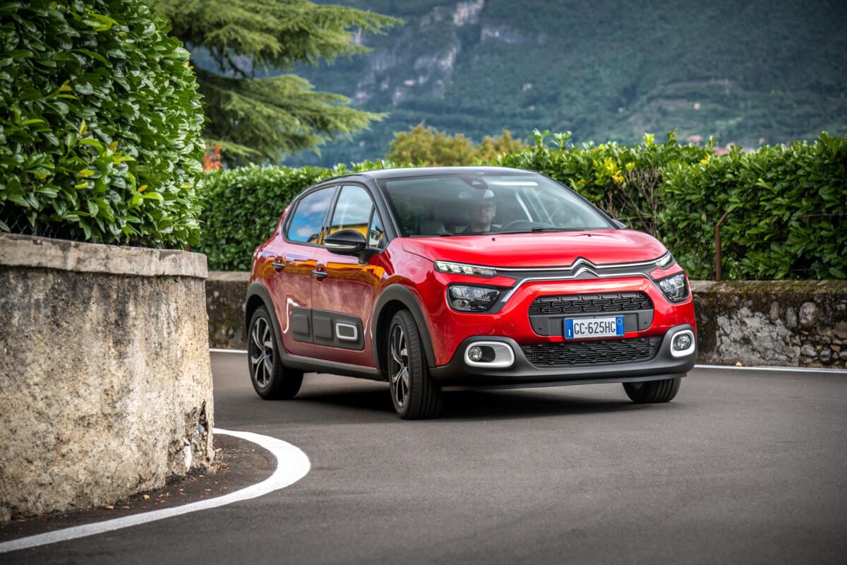 Nuova Citroën C3: tutti i sistemi di assistenza alla guida
