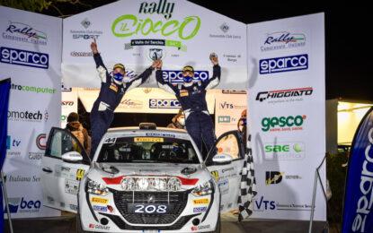 CIR: Peugeot e Nucita subito vincenti al Ciocco