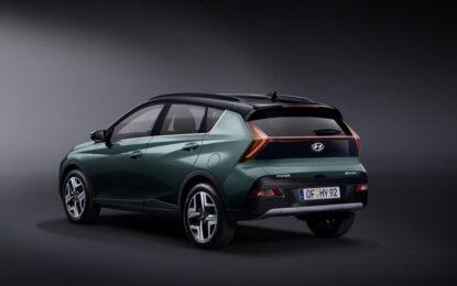 Hyundai BAYON: il nuovo Urban SUV pensato per l'Europa