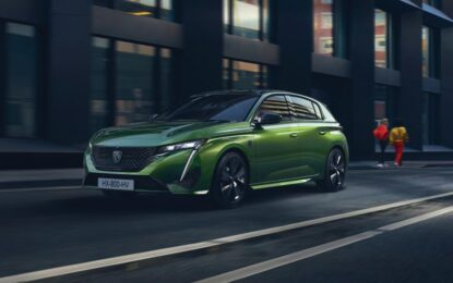 Nuova 308: il nuovo volto di Peugeot