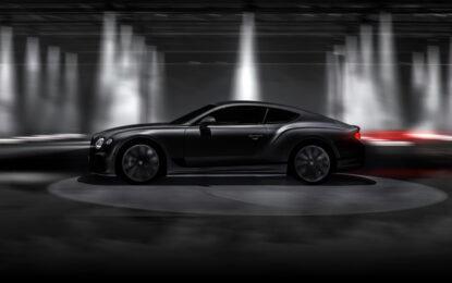 Nuova Continental GT Speed: il teaser
