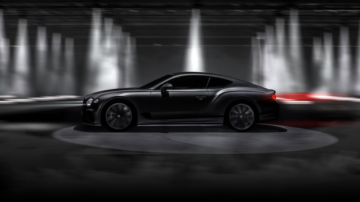 Nuova Continental GT Speed: il teaser