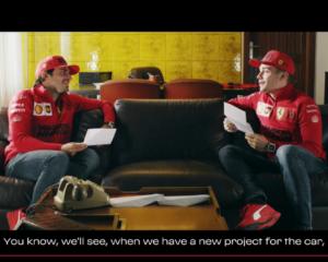 Fotogallery: Scuderia Ferrari team 2021