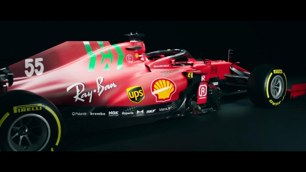 La Ferrari SF21 in stile Freddy Krueger. Occhio ai sogni…