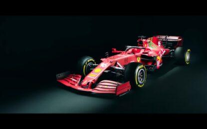 Due tonalità di rosso per la Ferrari SF21: radici e futuro