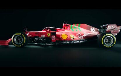 Fotogallery: Ferrari SF21
