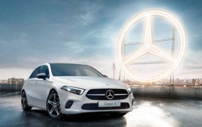 Una NIGHT EDITION per Classe A, CLA e CLA Shooting Brake