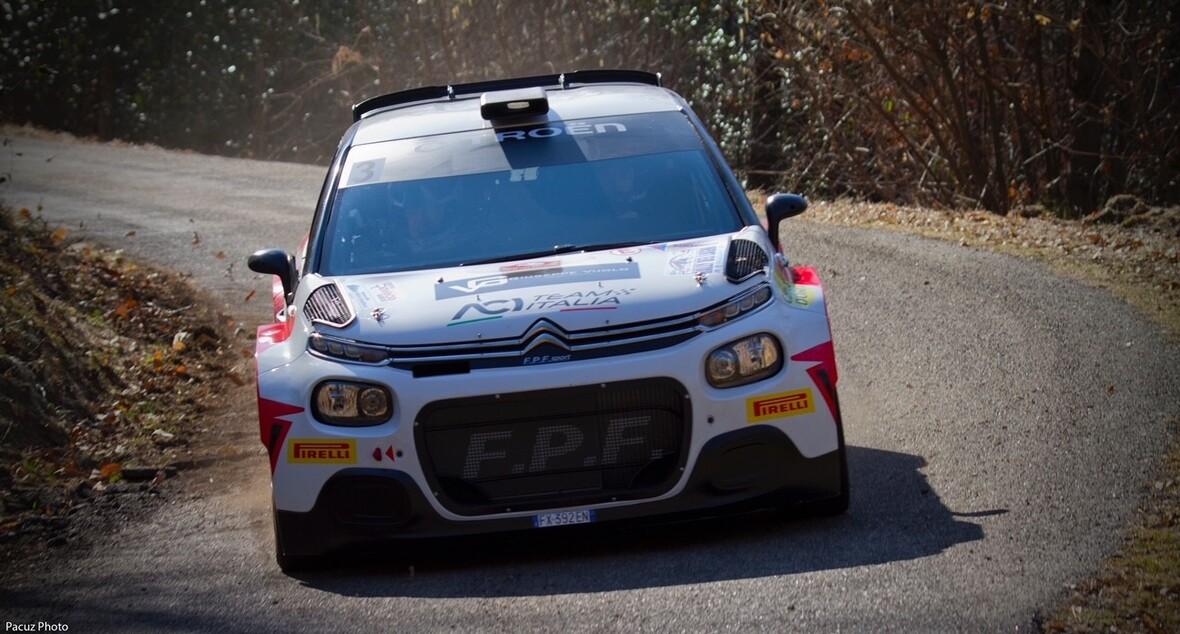 Il Rally dei Laghi dà il via al Trofeo Pirelli Accademia