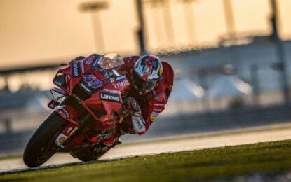 MotoGP: freni incandescenti al GP del Qatar