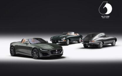Jaguar Classic presenta la E-type 60 Collection