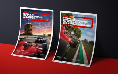 Limited Edition 2021 Formula 1 Grand Prix Posters