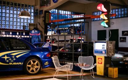 Casa o garage? Il design automobilistico si fa arredo