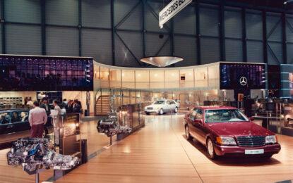 Ginevra e Mercedes: quante anteprime quando c'era il Salone…
